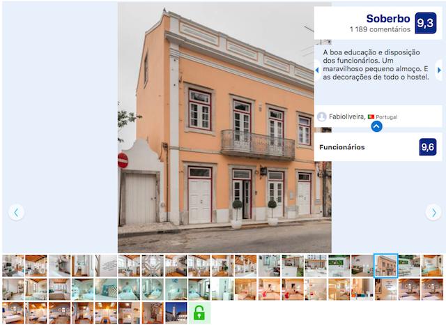 Five Senses Hostel em Coimbra