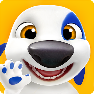 Download free android game My Talking Hank mod apk
