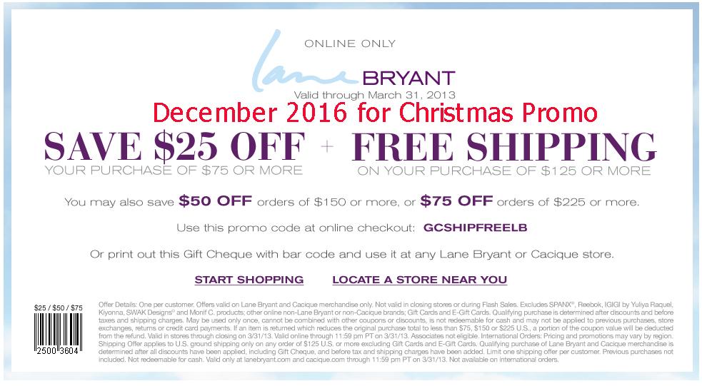 Lane bryant coupon codes november 2018