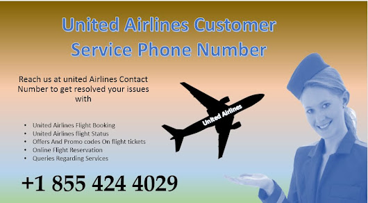 Reach us at United Airlines Number For the Best Air Ticket Deals