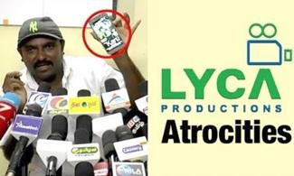 LYCA Production's atrocities in Tamil Cinema | A.L Vijay's #Karu Movie Title Piracy