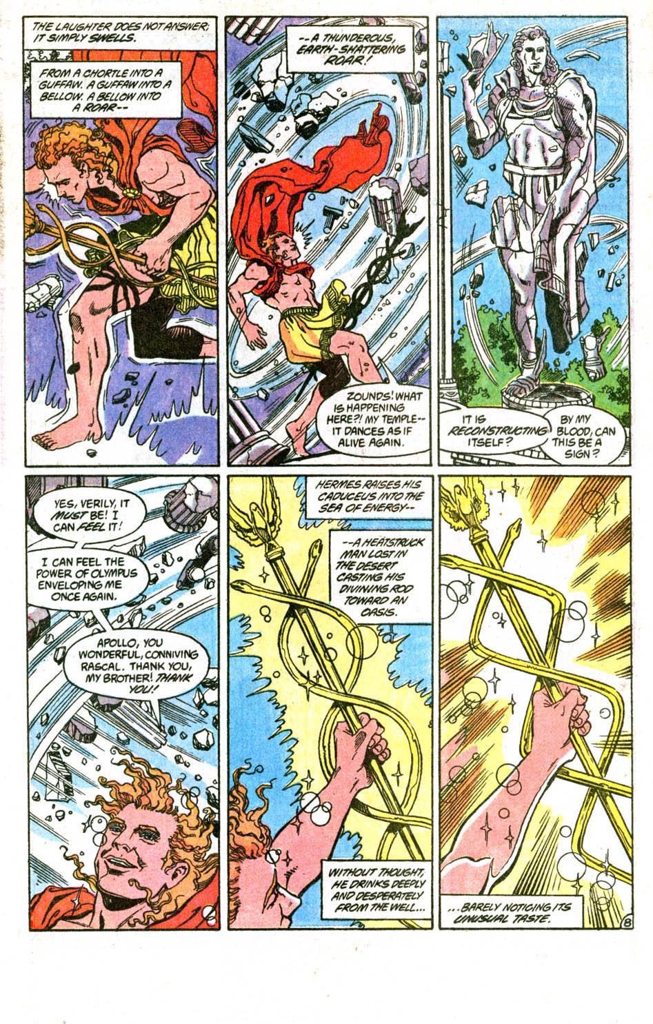 Read online Wonder Woman (1987) comic -  Issue #51 - 10