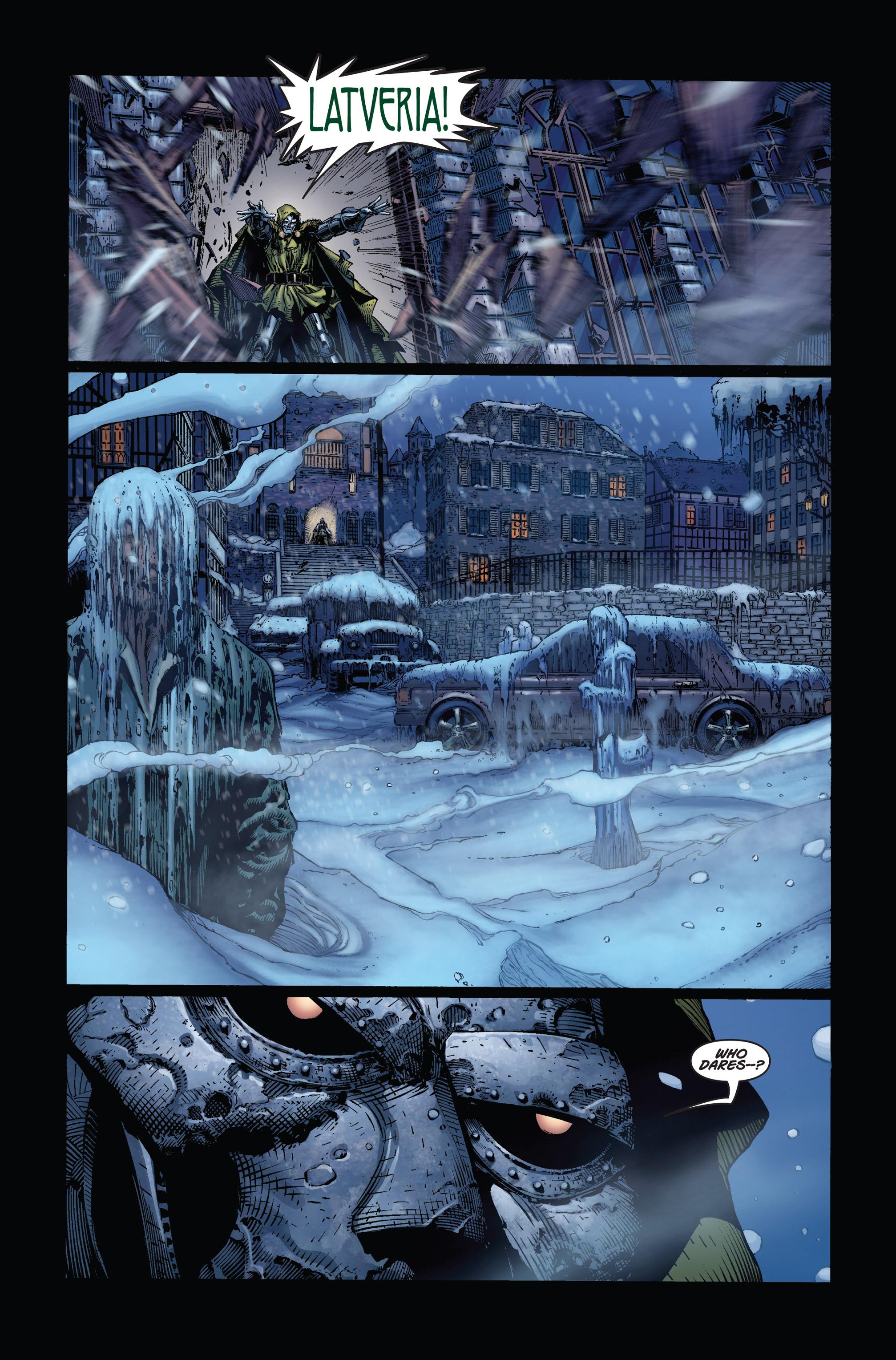 Read online Ultimatum comic -  Issue #1 - 20
