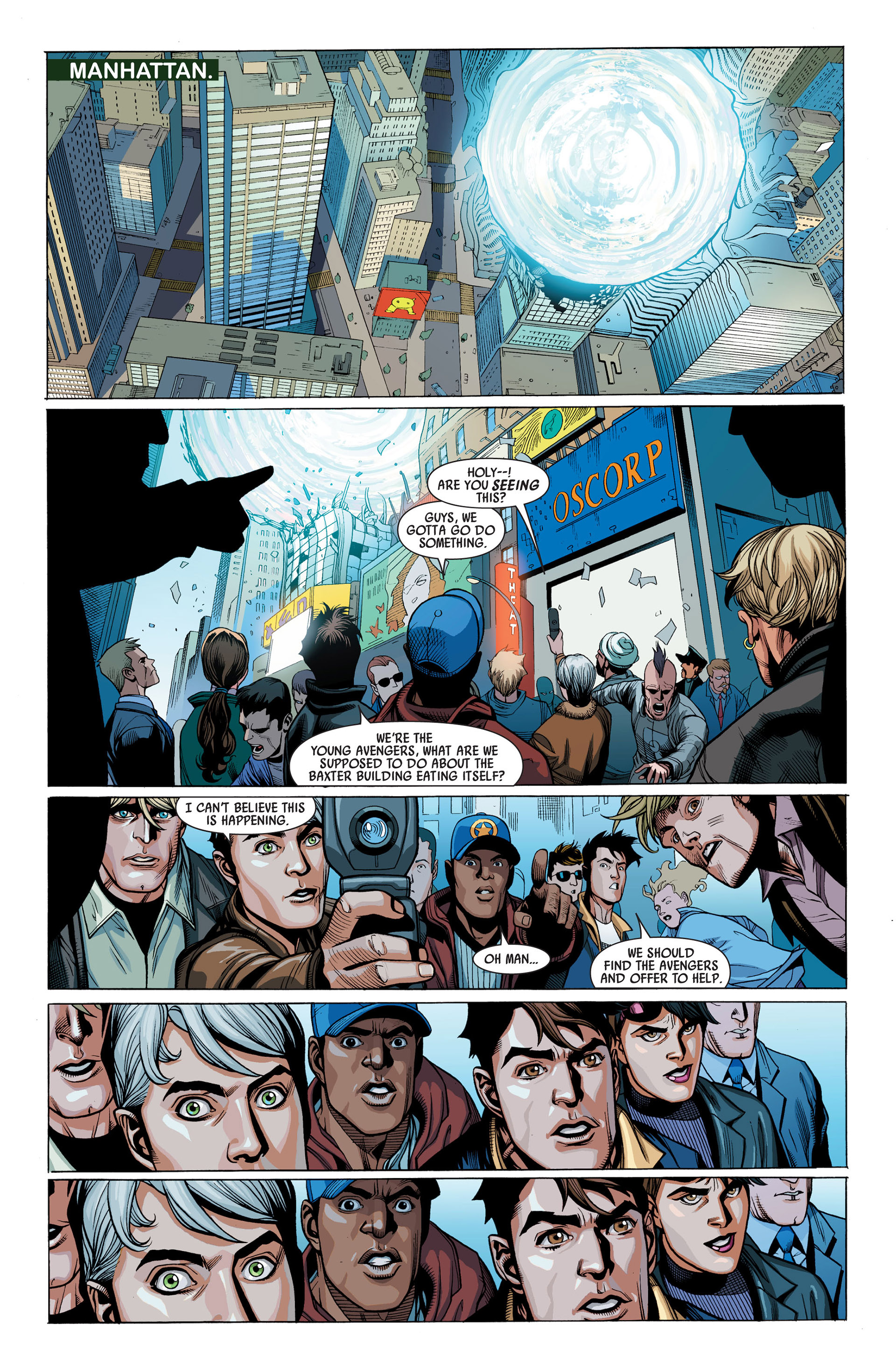 Read online Secret Invasion comic -  Issue #2 - 17