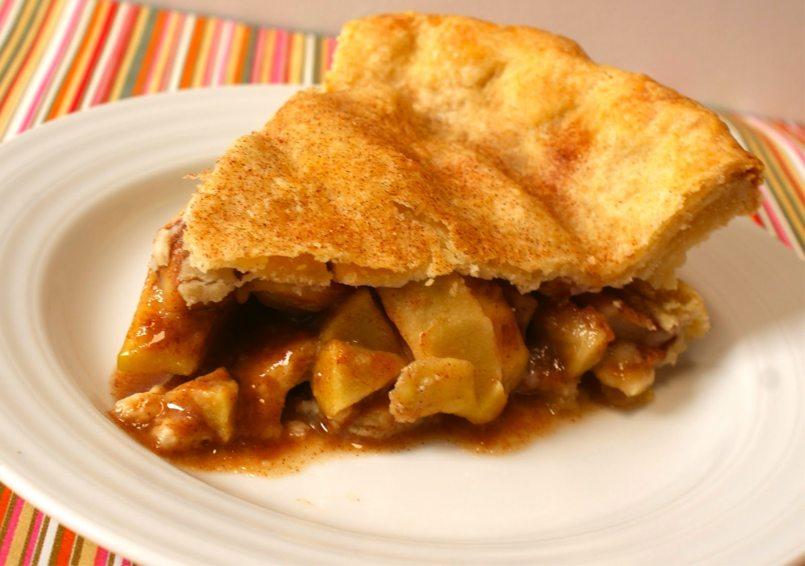 Apple Pie Recipe ~ Easy Dessert Recipes