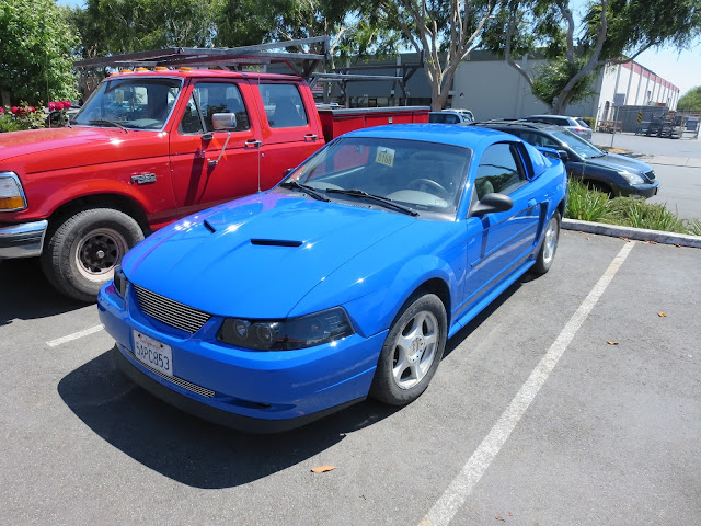 Ford Mustang with body kit, dent repairs & paint from Almost Everything Auto Body