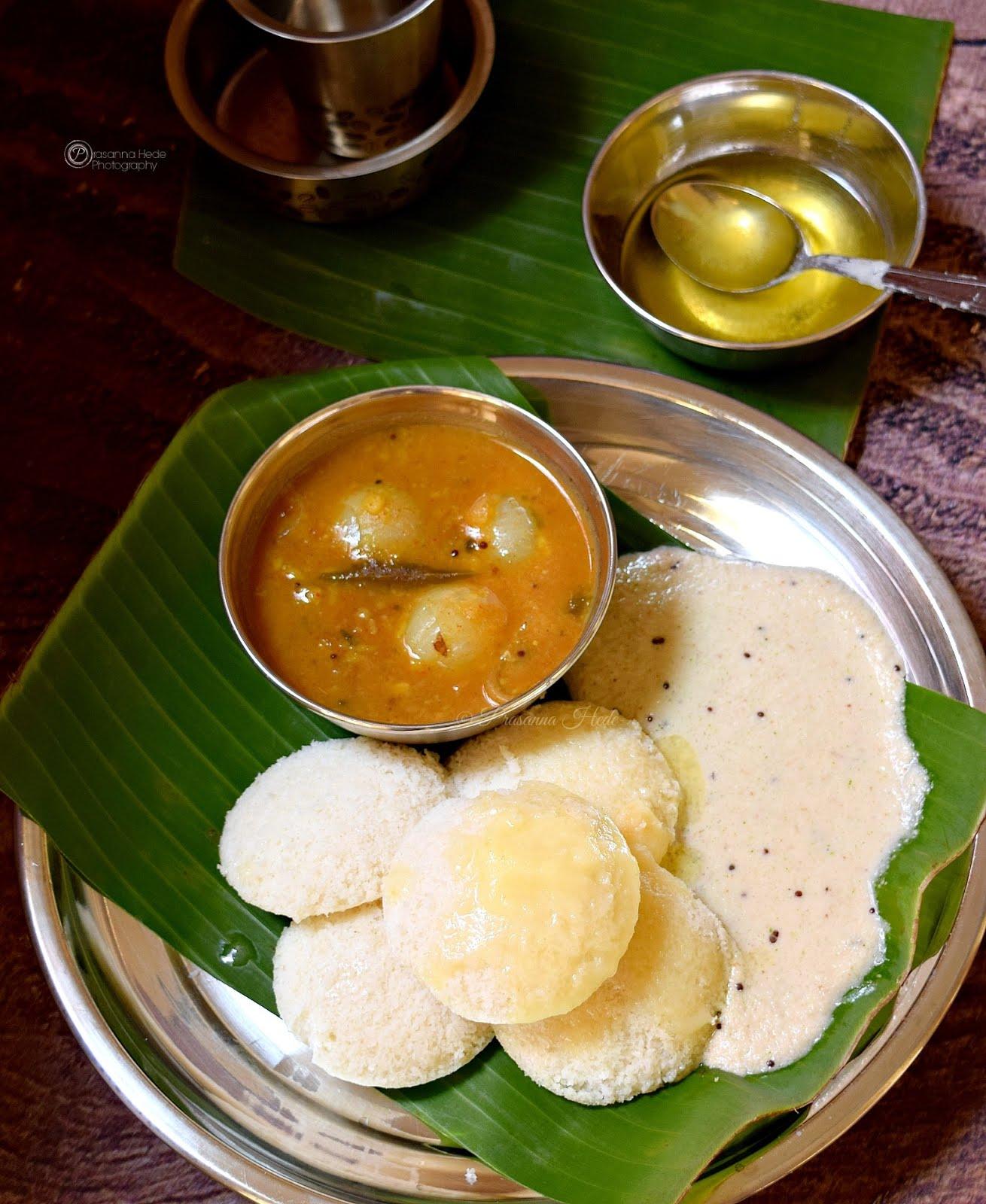 Tiffin Sambar Restaurant Style Idli Sambar Instant Pot Pressure cooker recipe