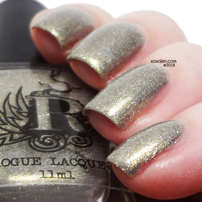 xoxoJen's swatch of Rogue Son Of Atlantis