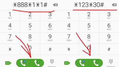 cara cek nomor indosat melalui visa dial
