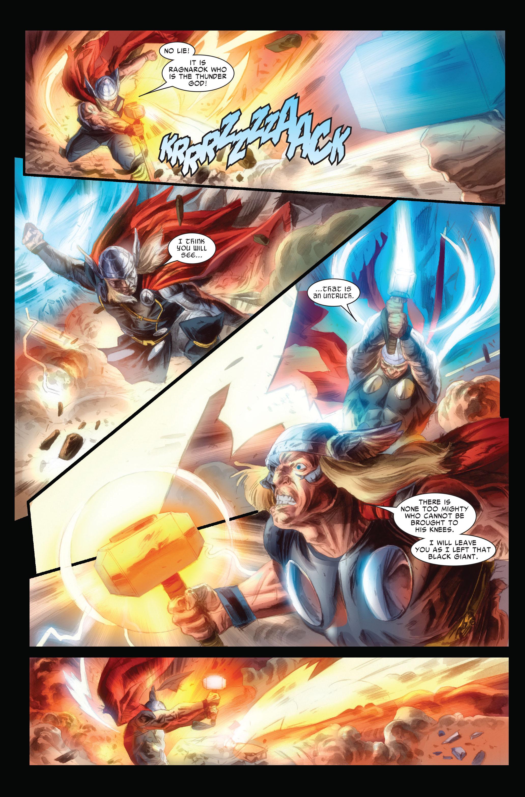 Thor (2007) Issue #610 #23 - English 20
