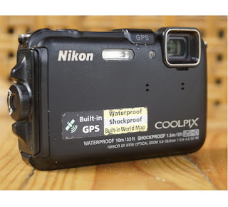 Nikon Coolpix AW100 - Second