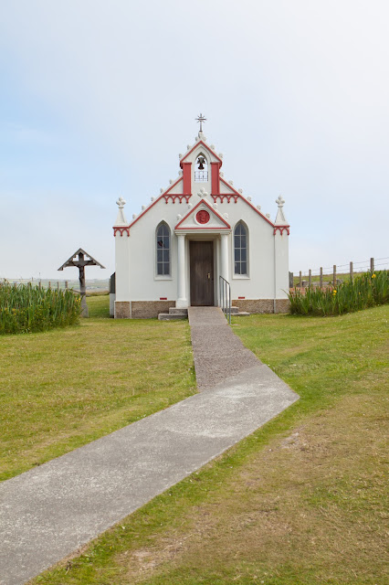Cappella italiana-Isole Orcadi