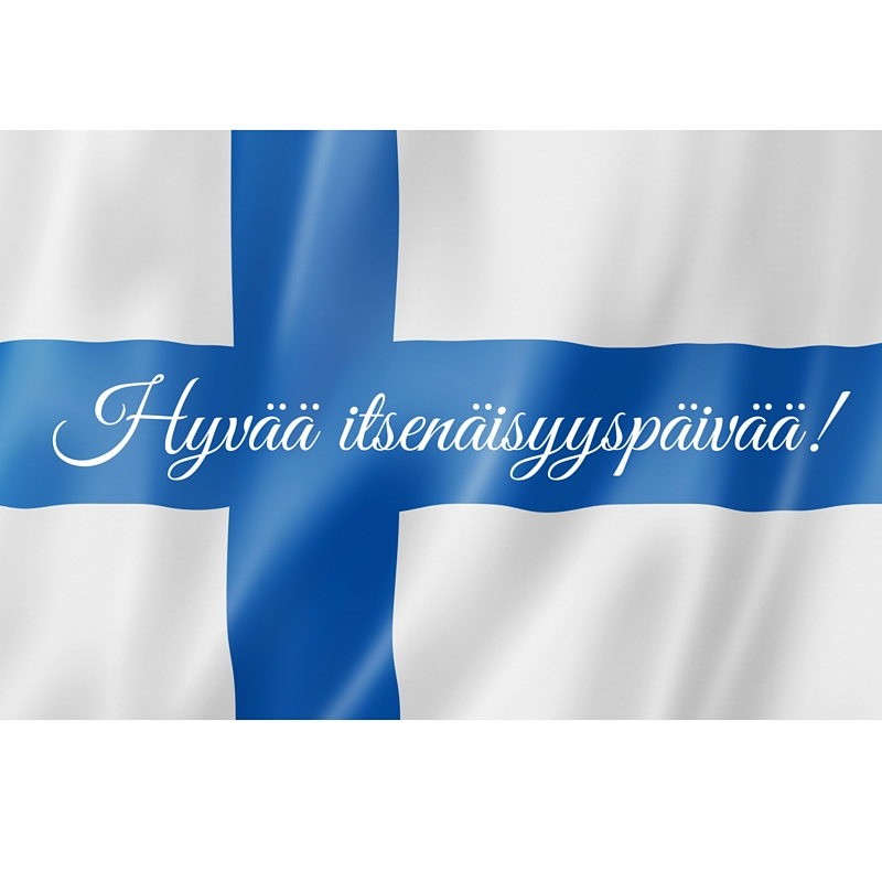 Helena Halme Author: Happy Independence Day Finland!