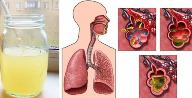 cum scapi de mucusul din plamani