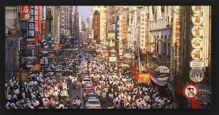 Sustainable urbanisation in China