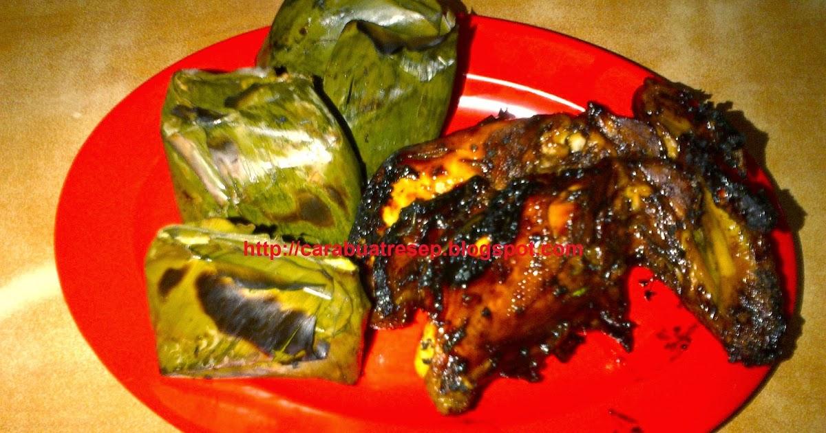 CARA MEMBUAT AYAM BAKAR KECAP PEDAS MANIS   Resep Masakan