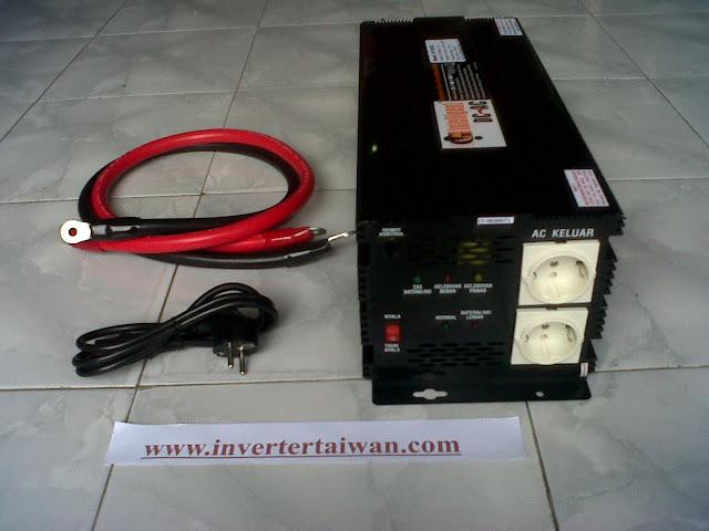 Inverter dc ke ac 2000 watt