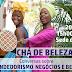 """Chá de Beleza Afro - """"Conversa sobre Empreendedorismo, Bem-estar, Moda e Lifestyle"""""""