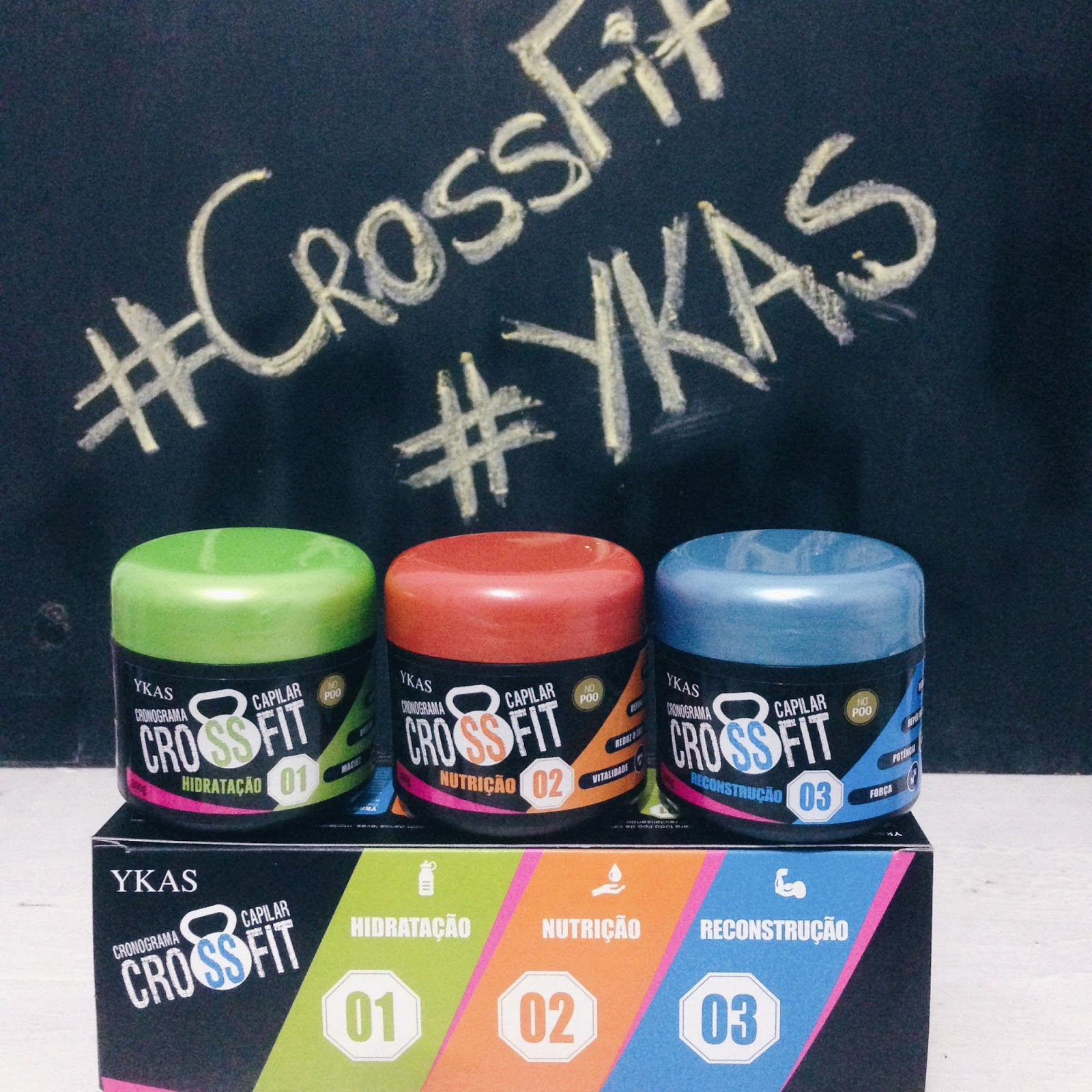 Ykas CrossFit Cronograma