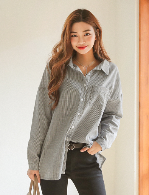 Sharin Stripe Shirt