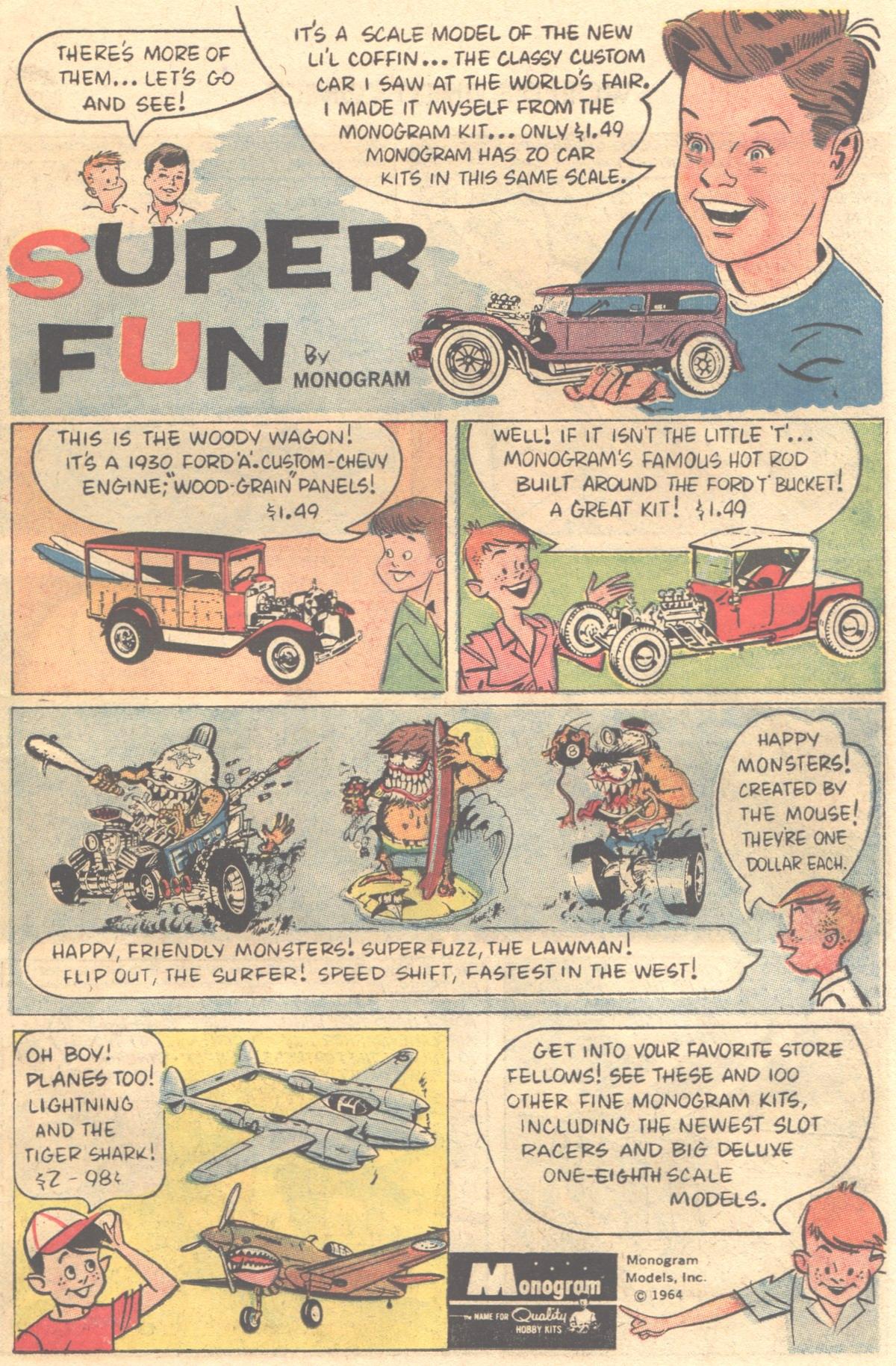 Read online World's Finest Comics comic -  Issue #149 - 7