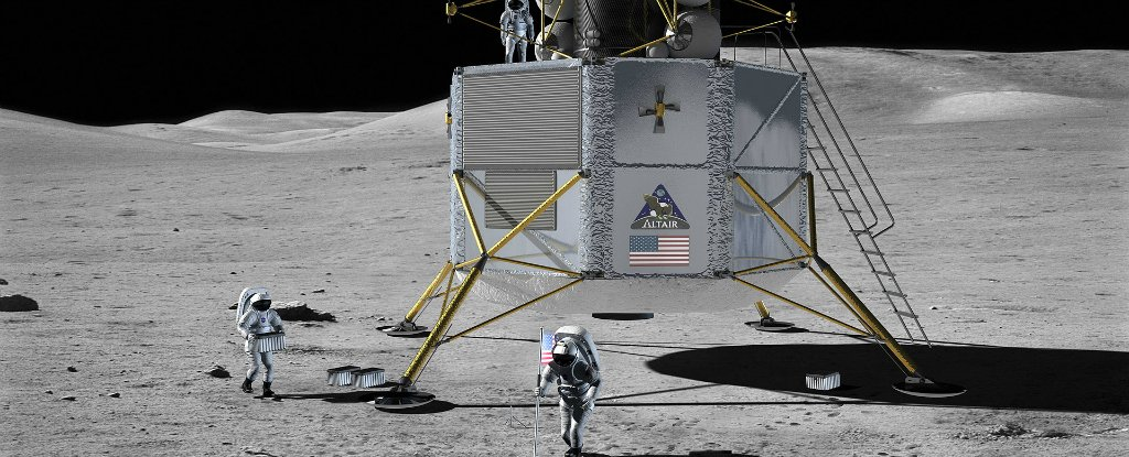 The US and Russia are making plans to return to the Moon together