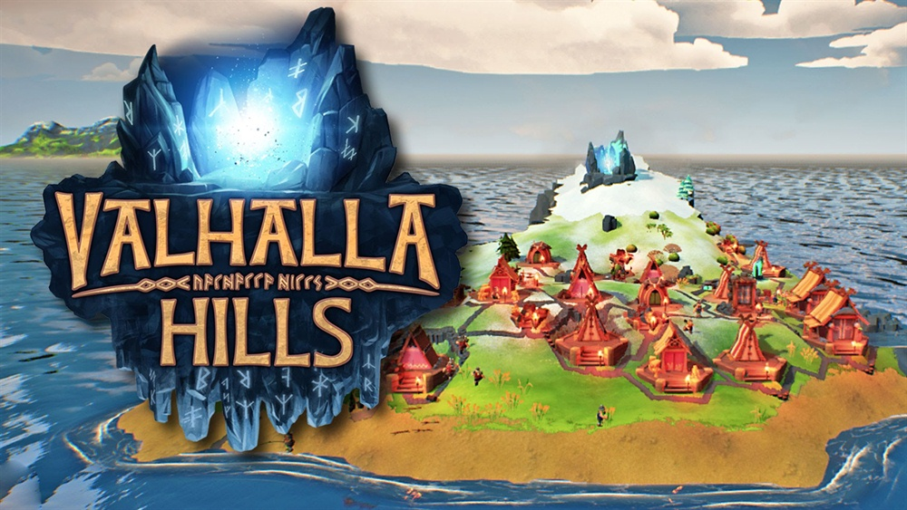 Valhalla Hills Download Poster