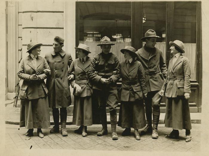 Gena's Genealogy: Women's History Month 2017: World War I's Surplus