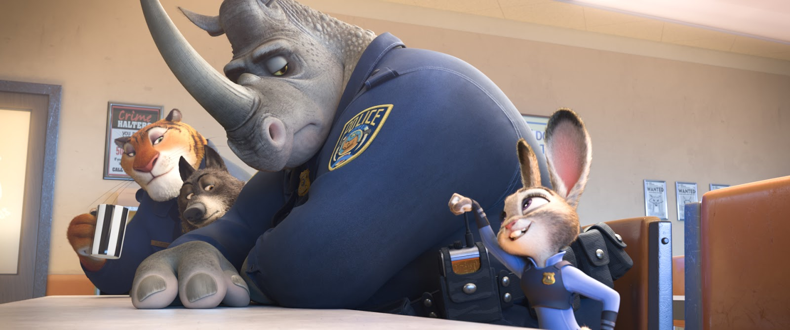 A Geek Daddy Learn How To Draw Zootopia Characters Like A Disney