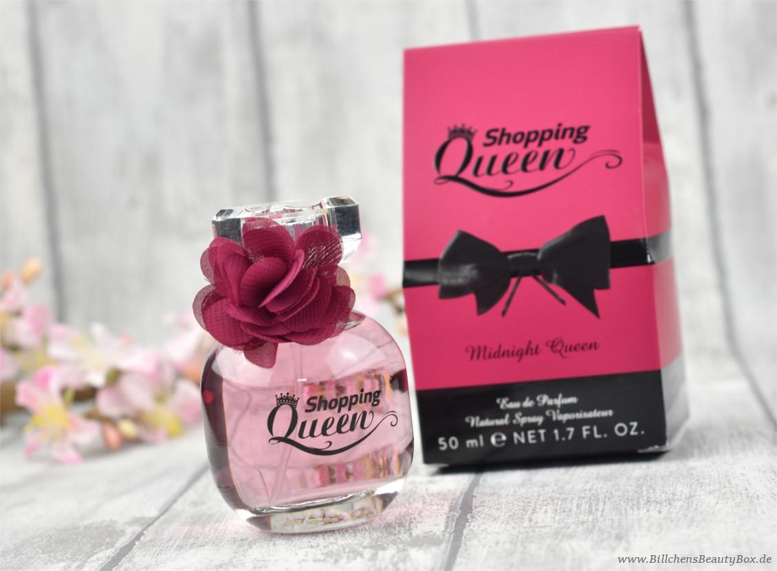 Shopping Queen - Midnight Queen - Duftbeschreibung und Review