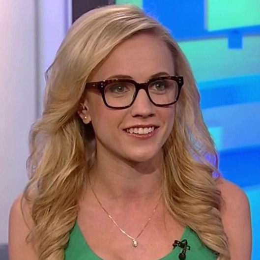 EBL: Katherine Timpf discovers the dark side of the force...