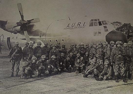 Sejarah Operasi Trikora - SEJARAH Blog