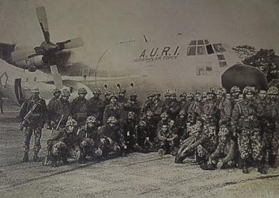 Sejarah Operasi Trikora