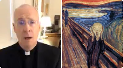 Fr Jim and the Scream