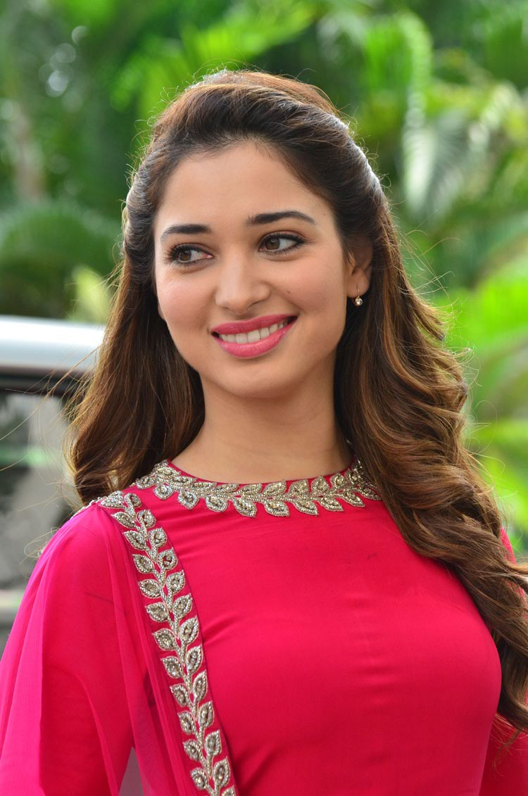 Tamanna Home: Tamanna Dazzling At Bengal Tiger Event