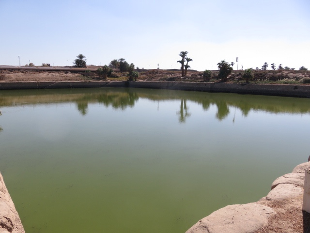 Sacred Lake Karnak