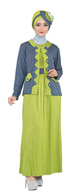 Baju Gamis Modern