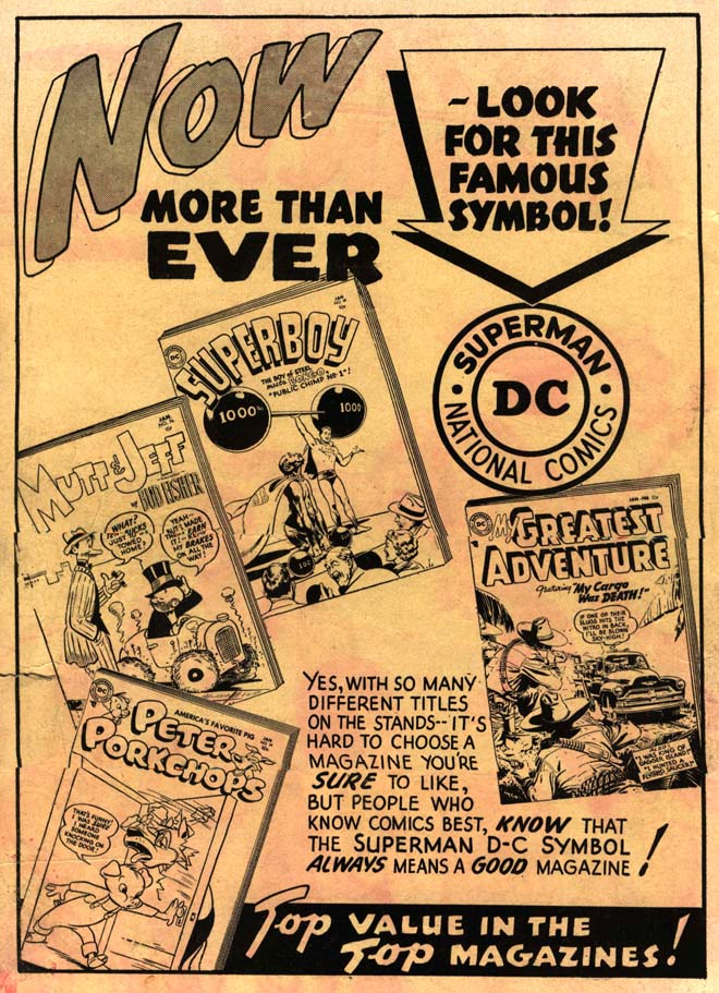 Read online Action Comics (1938) comic -  Issue #201 - 2