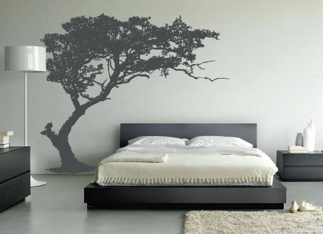 bedroom wall decor pictures