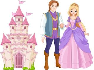 Free Princess Birthday Party Printables