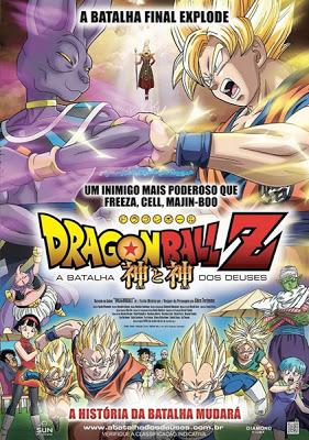 Download Dragon Ball Z: A Batalha dos Deuses