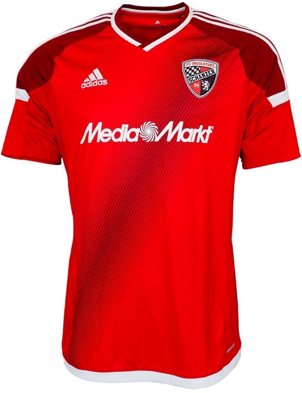 Adidas lança as novas camisas do FC Ingolstadt - Show de Camisas 06b6998d14c85