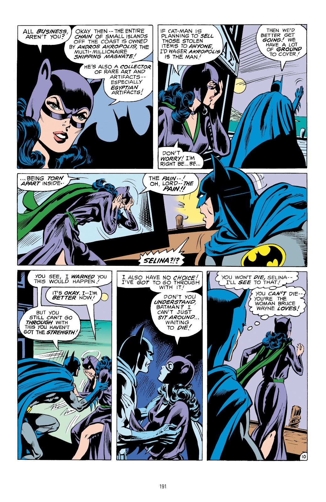 Read online Catwoman: A Celebration of 75 Years comic -  Issue # TPB (Part 2) - 92
