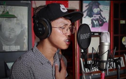 Farel Nusa Pengamen dari Depok Lagi Viral
