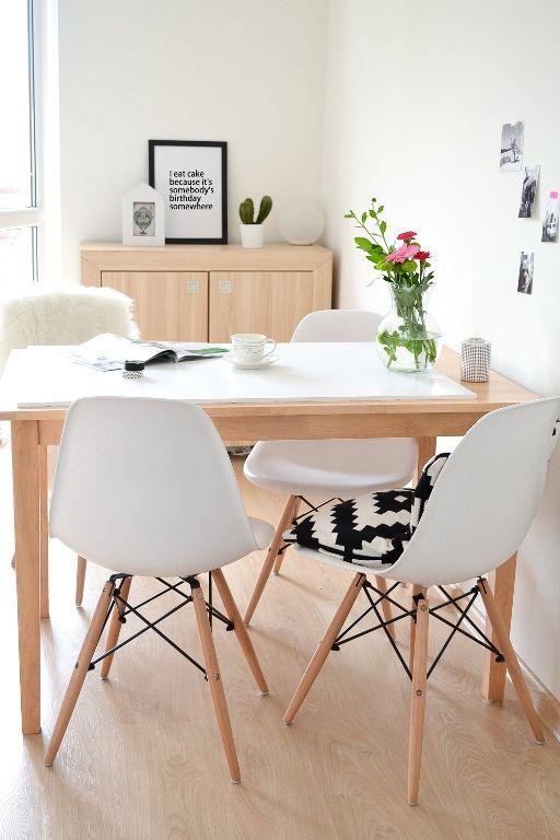 Hogar diez: las mesas de comedor: cómo elegir la adecuada