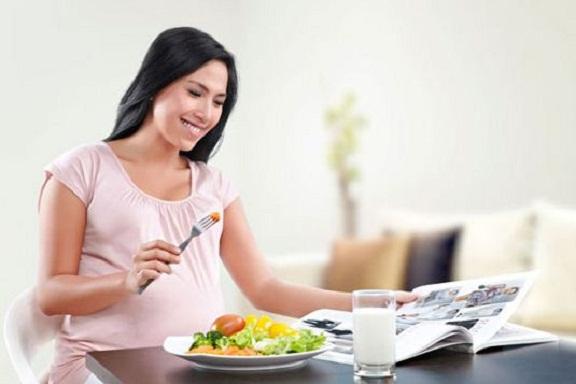 kurang selera makan semasa mengandung