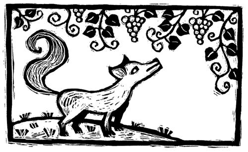 Cerita fabel sudah ada sejak jaman dahulu kala Cerita Fabel Bahasa Inggris: Rubah dan Buah Anggur + Terjemahan