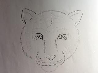 Tigere - 1.del - at tegne en tiger
