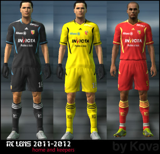 Lens 11/12 Kit Set by Kova