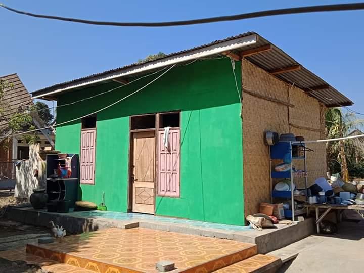 WMI Mulai Bangun Huntara di Pantai Barat Donggala